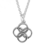 Necklace Mystic Knot