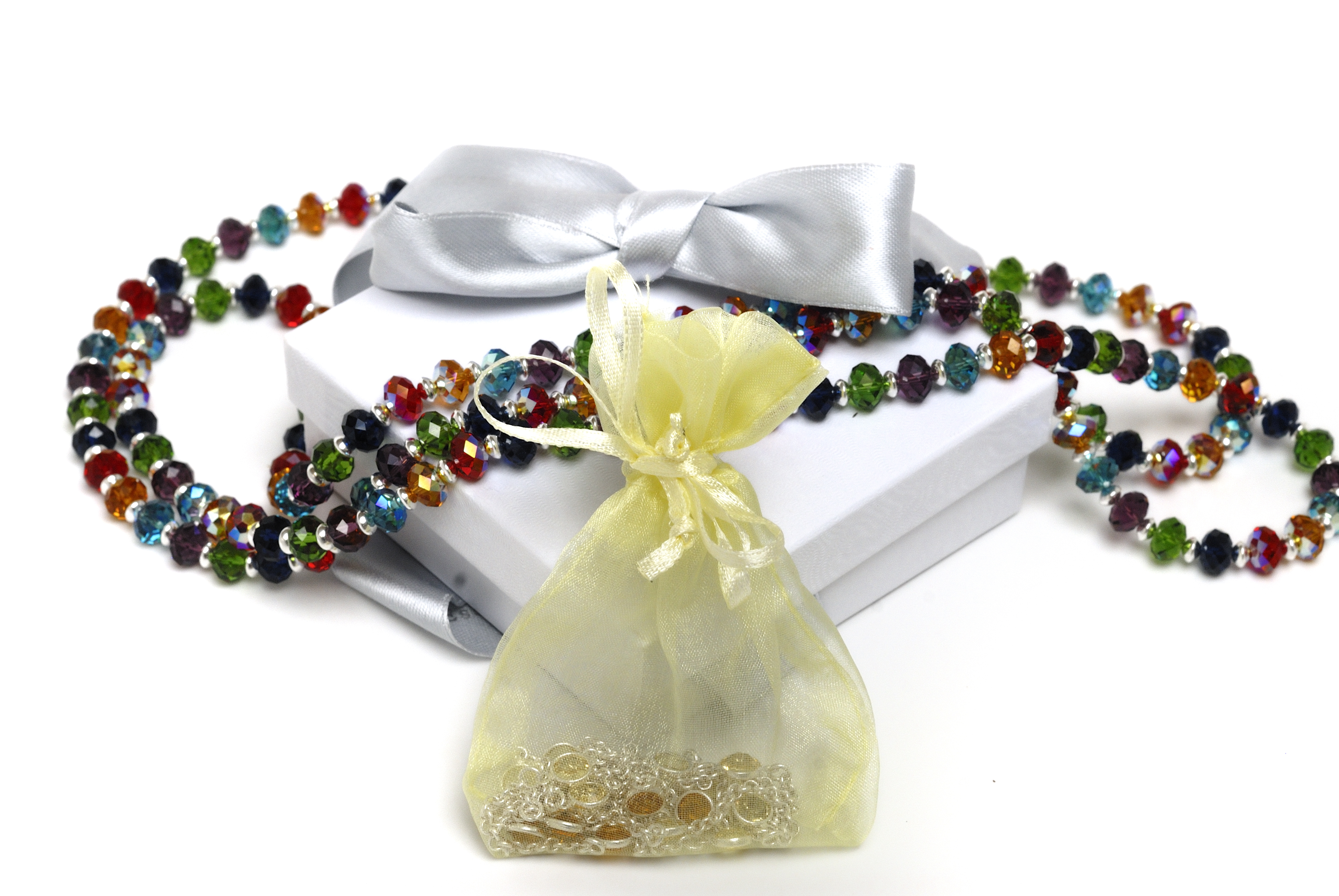 porte bijoux colliers