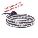 Californication bracelet by Leonor Heleno Designs ELLE en