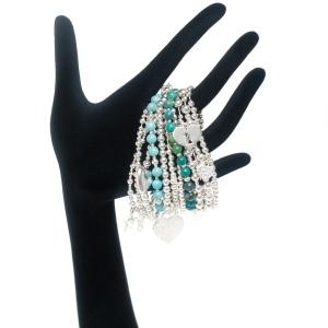 water Falls bracelet by Leonor Heleno Designs